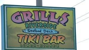 Grills Riverside Deck and Tiki Bar